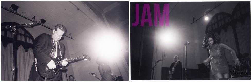 Cafe R&B JAM Photo